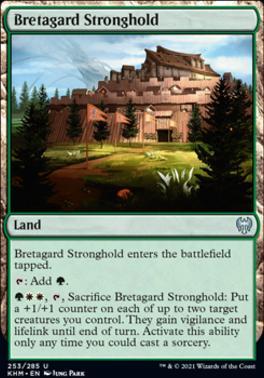 Kaldheim: Bretagard Stronghold