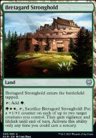 Kaldheim Foil: Bretagard Stronghold