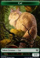Kaldheim Foil: Cat Token