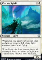 Kaldheim: Clarion Spirit