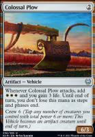 Kaldheim Foil: Colossal Plow