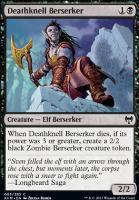 Kaldheim Foil: Deathknell Berserker
