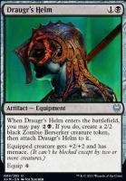 Kaldheim Foil: Draugr's Helm