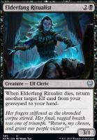 Kaldheim: Elderfang Ritualist (Theme Booster)