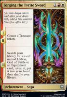 Kaldheim: Forging the Tyrite Sword