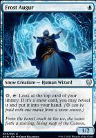 Kaldheim Foil: Frost Augur