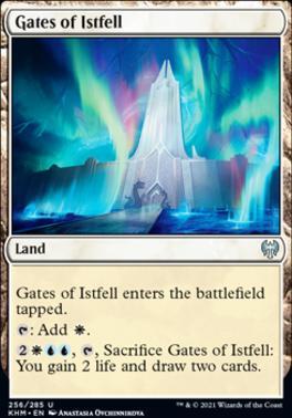 Kaldheim: Gates of Istfell