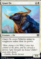 Kaldheim: Giant Ox