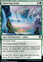 Kaldheim Foil: Glittering Frost