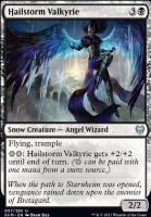 Kaldheim Foil: Hailstorm Valkyrie