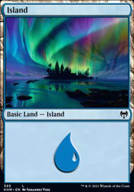 Kaldheim: Island (395)