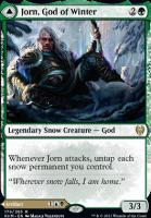Kaldheim: Jorn, God of Winter