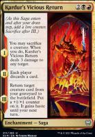 Kaldheim: Kardur's Vicious Return