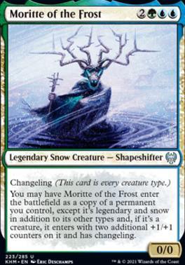 Kaldheim: Moritte of the Frost