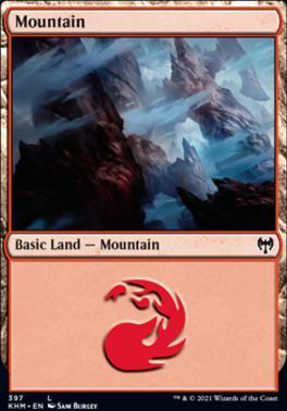 Kaldheim: Mountain (397)