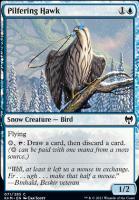Kaldheim Foil: Pilfering Hawk