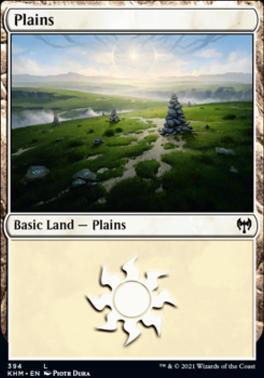 Kaldheim: Plains (394)