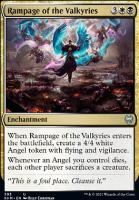 Kaldheim: Rampage of the Valkyries (Theme Booster)