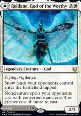 Kaldheim: Reidane, God of the Worthy