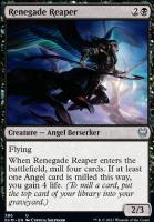 Kaldheim: Renegade Reaper (Theme Booster)