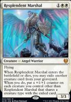 Kaldheim Foil: Resplendent Marshal