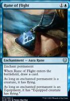 Kaldheim Foil: Rune of Flight