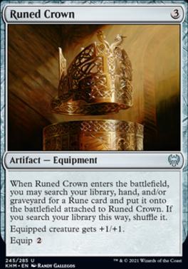 Kaldheim: Runed Crown