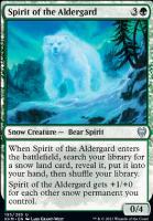 Kaldheim Foil: Spirit of the Aldergard
