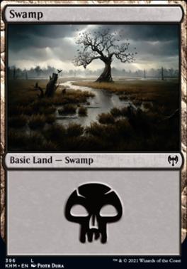 Kaldheim: Swamp (396)