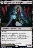 Kaldheim: Tergrid, God of Fright