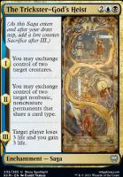Kaldheim: The Trickster-God's Heist