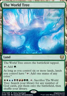 Kaldheim: The World Tree