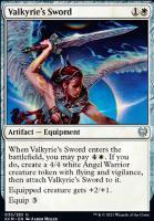 Kaldheim: Valkyrie's Sword