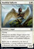 Kaldheim: Youthful Valkyrie (Theme Booster)