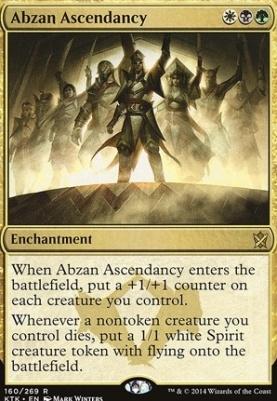 Khans of Tarkir: Abzan Ascendancy