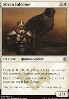 Khans of Tarkir Foil: Abzan Falconer
