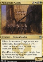 Khans of Tarkir Foil: Armament Corps
