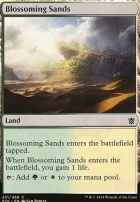 Khans of Tarkir: Blossoming Sands