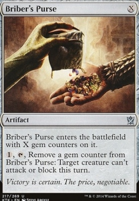 Khans of Tarkir: Briber's Purse