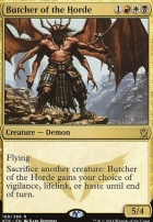 Khans of Tarkir Foil: Butcher of the Horde