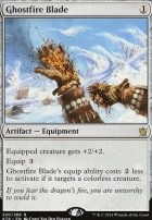 Khans of Tarkir: Ghostfire Blade