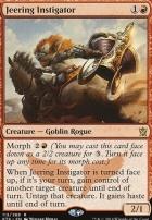 Khans of Tarkir: Jeering Instigator