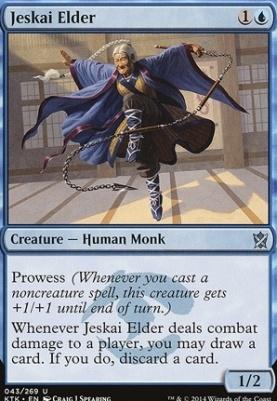 Khans of Tarkir: Jeskai Elder