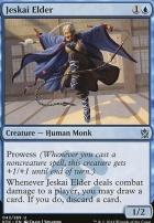 Khans of Tarkir Foil: Jeskai Elder
