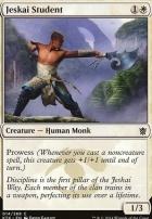 Khans of Tarkir: Jeskai Student