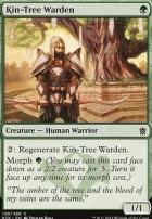 Khans of Tarkir: Kin-Tree Warden