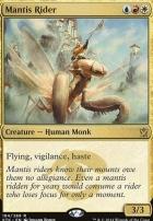 Khans of Tarkir Foil: Mantis Rider