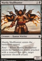 Khans of Tarkir: Mardu Skullhunter