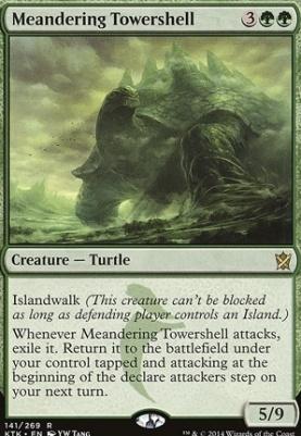 Khans of Tarkir: Meandering Towershell