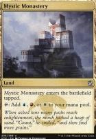 Khans of Tarkir Foil: Mystic Monastery